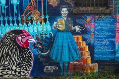 Takin' It to the Streets with Asheville's Urban Art | Asheville, NC's Official Travel Site
