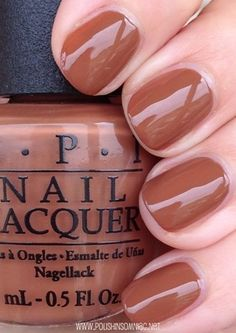 polish insomniac: OPI Nordic Collection Fall/Winter 2014 ♥ Swatches & Review @ShalexD This looks similar to that one color you liked, maybe you should track it down!