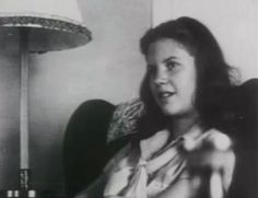 Sylvia Plath very young (from somewhere else on Pinterest)