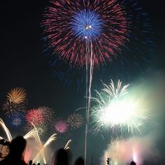 who else is excited for 4th of July fireworks? #summer