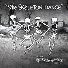 Various: Silly Symphony Collection – Skeleton Dance/Three Little Pigs (10 inch single) (2016 Record Store Day Release)