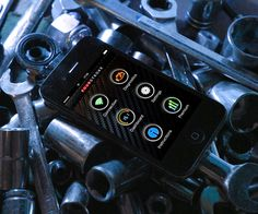 Use your iPhone as a diagnostic tool to figure out your vehicle's check engine light, clear the codes, or view sensors Car Fix, Car Buying Tips, Car Hacks, Phone Hacks, Car Shop, Car Pictures, Used Cars, Cars For Sale, Coding