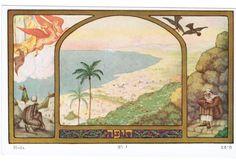 Jewish Postcard of Haifa