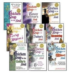 Any and ALL chicken soup books are awesome!!!