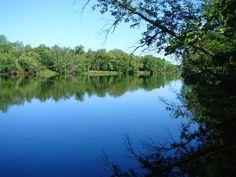 Flambeau River #wisconsin
