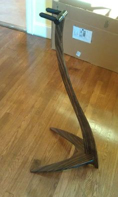 "Handmade Guitar Stand ""Take a Stand"" - Page 3 - The Acoustic Guitar Forum"