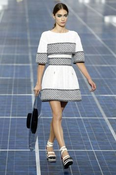 CHANEL SPRING 2013 | Chanel Spring-2013 | Lace and Coffee Stains