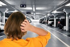 Quick Tech Tip: Snap a Photo or Video to Remember Where You Parked Your Car