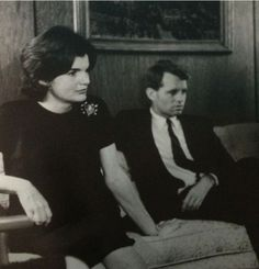 bobby and jackie  | Jackie with Bobby. | KENNEDY | Pinterest