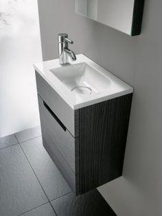So individuell kann klein sein - 3m² Gäste-WC