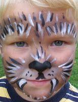 9 Mejores Imágenes De Maquillaje Lobo Halloween Costume Patterns