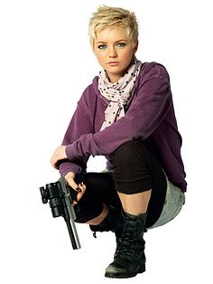 Abby Maitland from Primeval