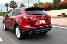Mazda CX-5 Introduced With Smart Idle Stop System