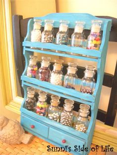 Sunni's Side of Life: Spice Up a Spice Rack