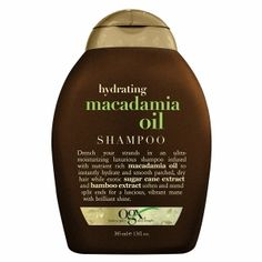 OGX Moisturizing Macadamia Oil Shampoo   drugstore.com