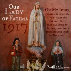 Blessed Lady of Fatima