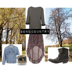 How to Wear: Country Stripes, created by molly-ryan on Polyvore