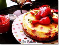 Cheese-cake-aux-fraises