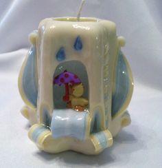 Baby shower candle# shower centerpiece baby duck