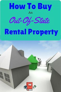 Thinking about buying a rental property out of state? Check out this guide on buying Turnkey Rentals. Buying A Rental Property, Income Property, Investment Property, Investment Group, Real Estate Investor, Real Estate Marketing, Home Buying Tips, Sell Your House Fast, Personal Finance