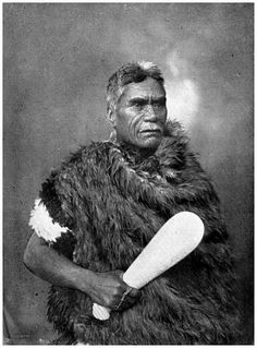 — This Waikato chief and warrior was a cousin of King Tawhiao, whom he somewhat resembled in features. He fought against the British troops in the Taranaki and Waikato wars, He was noted especially as an expert in all the work and Maori People, People People, Maori Tribe, Polynesian People, Maori Designs, Tattoo Designs, Maori Art, First Nations, Portrait Art