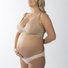 a5a6e30090 The Beautiful Yootoo Maternity Bra - With seamless soft cups