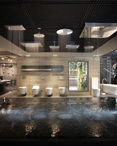 roca showroom in dubai dornbracht