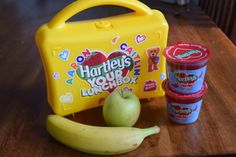 Back to School Lunches with Hartley's Jelly #backtoschool #lunchbox