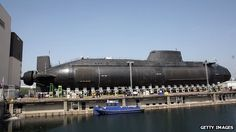 HMS Astute BAE Systems Submarine Solutions shipyard in Barrow-in-Furness