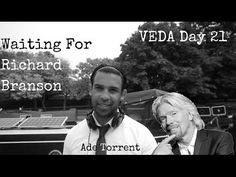 One_Film Photo Walk | Waiting for Richard Branson - Veda Day 21