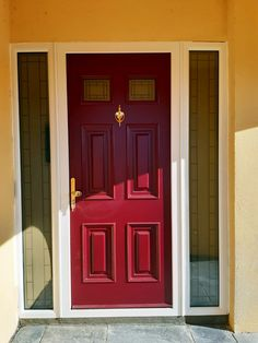 Palladio Composite doors from Costello Windows are top of the range in terms of beauty, insulation and security, perfect to make a statement as a front door Arch Windows, Composite Front Door, Doors Online, Be Yourself Quotes, Townhouse, Composition, Garage Doors, Outdoor Decor, Home