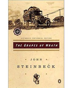 This was the first Steinbeck I ever read and just couldn't put it down. So real, so painful, still relevant. Highly recommend it if you haven't had the pleasure of reading it.