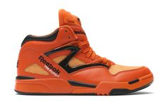 "In love!!! Reebok Pump Omni Lite ""Pumpkin"""