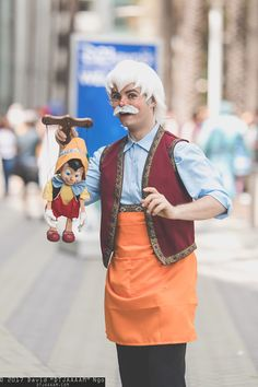 Geppetto, photo by DTJAAAAM