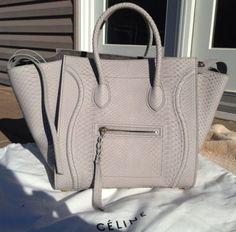 celine luggage mini tote - Celine Phantom Bag on Pinterest | Celine, Celine Bag and Python