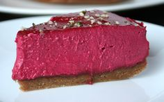 <p>This cashew cheesecake is light and fluffy, yet rich, almost like a whipped frosting. The date-almond crust of this cheesecake is so good, you'll be tempted to eat it before you even get the chance to press it into the pan.</p>
