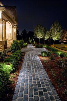 Courtstone® Walkway  Available at Vanbeek's Garden Supplies http://www.vanbeeks.com/