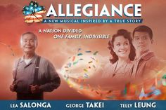 """""""Allegiance"""" The Broadway Musical Cast Meet & Greet December Japanese American, Asian American, American History, Lea Salonga, Joining The Military, Asian History, Allegiant, True Stories, Pop Culture"""