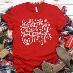 T Shirt Designs, Ink Transfer, Transfer Paper, Merry Christmas, Christmas Vinyl, Family Christmas, Christmas Time, Heart Ornament, Christmas Sweaters