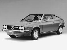 1976 Alfa Romeo Alfasud Sprint
