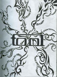 #Tool artwork