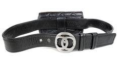 Chanel Hip Purse on a belt