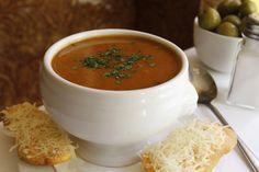 среднеземноморский рыбный суп