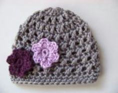 Grey purple cute also flowers