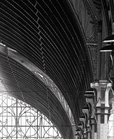 Paddington Station. London