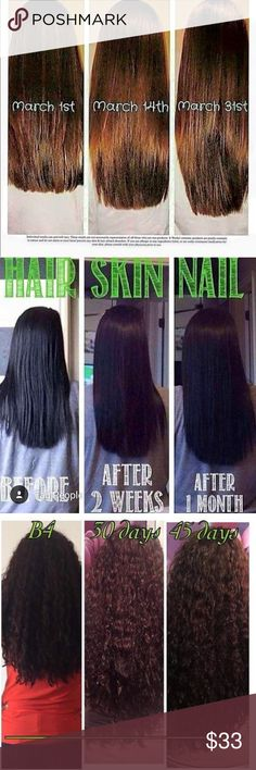 TWO Hair Models Needed!🌻 NEW CHALLENGE! I need THREE more ladies to take the 90 day mermaid challenge and provide results or a testimonial! To thank you, you will receive MY discounted price and get $22 off each bottle!😍 These all natural vitamins are AMAZING! I have tried biotin, hair infinity, and everything else you can imagine and there is NOTHING like this. If you want to grow your hair LONG, FAST, this is what you are looking for!😊Comment below if interested in the 90 day…