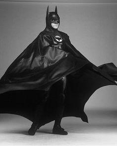 Michael Keaton's Batman