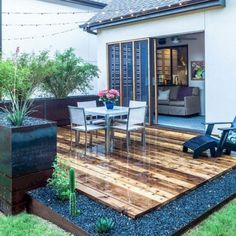 Small Patio On Backyard Ideas 16