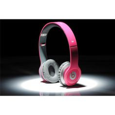 Beats by Dr. Dre Solo Headphones from Monster Rose Red - buybeatsbydre.com