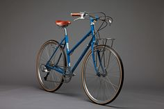 Urban Tour Bicycle: women's 650b   by horse cycles